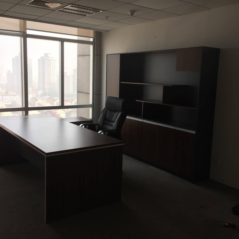诺雄老板桌椅组合现代简约办公家具轻奢经理桌老板大班台总裁主管桌全板式办公桌右边柜1.6米老板桌(含色卡一块)