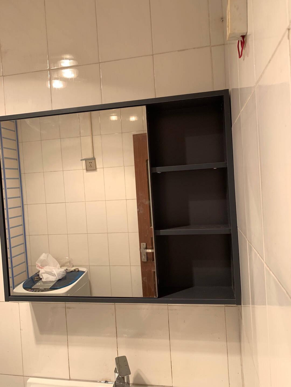 顾家家居(KUKA)浴室柜实木洗脸盆组合现代简约卫生间洗漱台洗手盆柜套装G-06201A070HS