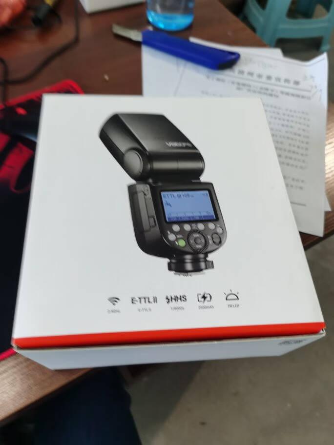 神牛V860III三代闪光灯佳能尼康索尼富士奥林松下机顶灯TTL离机锂电高速外拍单反相机热靴灯V860III三代-官方标配索尼版