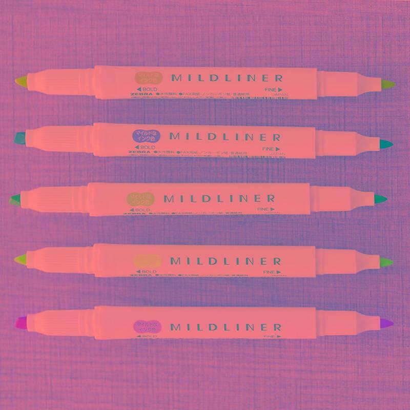 日本斑马牌(ZEBRA)按动中性笔替芯(适用于JJ77)0.5mm啫喱笔芯RMJF5黑色10支装