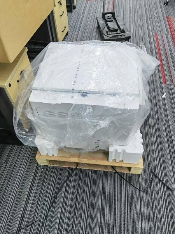 大型打印机办公商用黑白激光A3A4复印机iR佳能2206彩色扫描N手机无线三合一AD双面一体机复合机黑白iR2206N+输稿器【一键连续扫描复印】