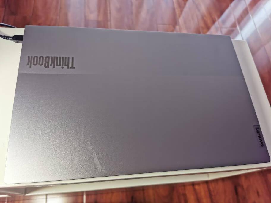 联想笔记本电脑ThinkBook15锐龙版(CCCD)15.6英寸轻薄本(R55600U16G512G)