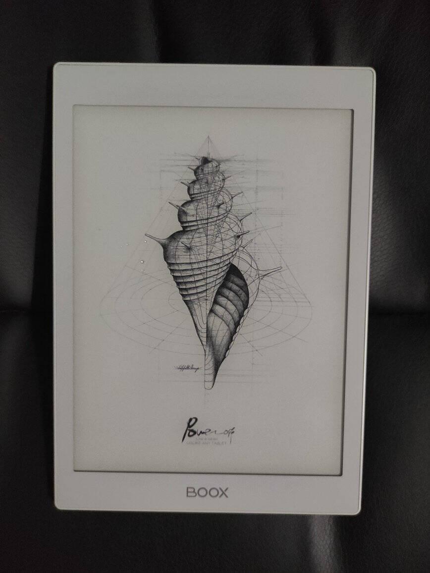 文石BOOXNovaAirS电子书阅读器墨水屏电纸书电子纸套装智能阅读电子笔记本不支持手写