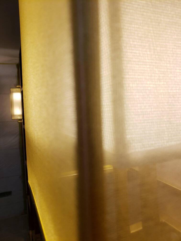 君鑫新中式壁灯客厅中国风现代简约卧室床头灯过道灯走廊灯阳台仿古装饰酒店工程背景墙壁灯具灯饰B6609-500金色壁灯+送LED光源