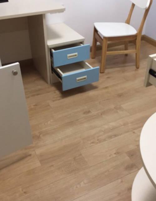 生活家巴洛克强化复合地板坚固耐磨锁扣北欧现代风格地热地暖客厅卧室木地板家用罗马古堡