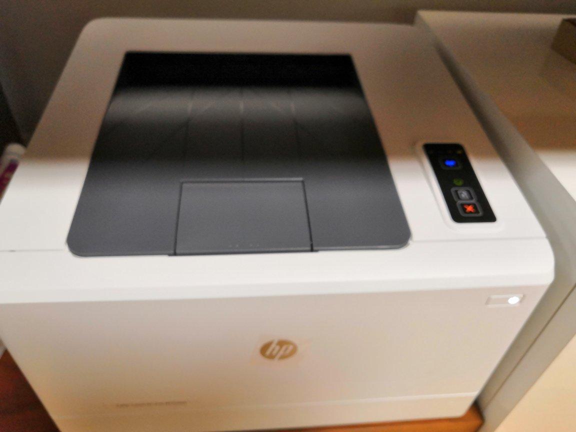 惠普彩色激光打印机,满足优秀彩页打印需求