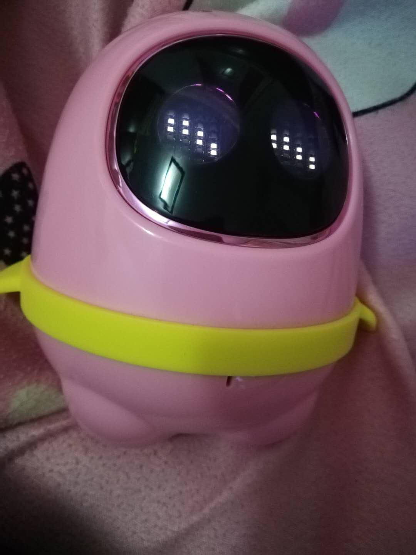 科大讯飞机器人阿尔法蛋超能蛋智能机器人儿童学习早教玩具国学教育智能对话陪伴机器人粉色