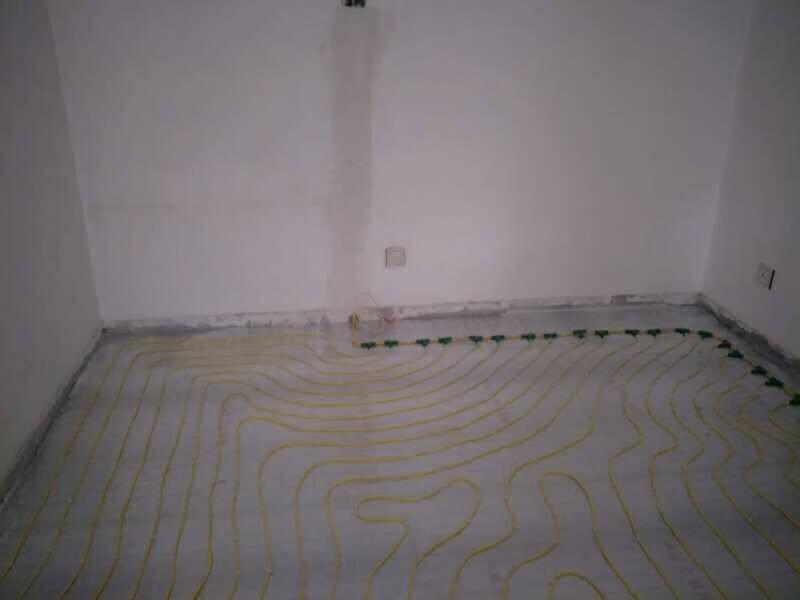思予电地暖碳纤维发热电缆线电热线地暖线电地热系统电加热石墨烯家用地暖全自动环保节能经济型1组适用于1.5平米