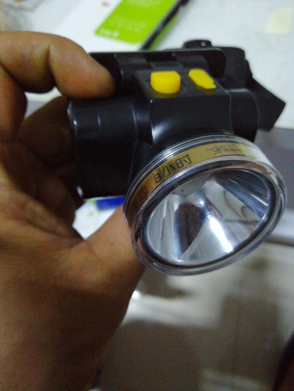 雅格新款led头灯强光远射充电头戴式矿灯超长续航夜钓鱼户外手电筒双锂电YG-U105