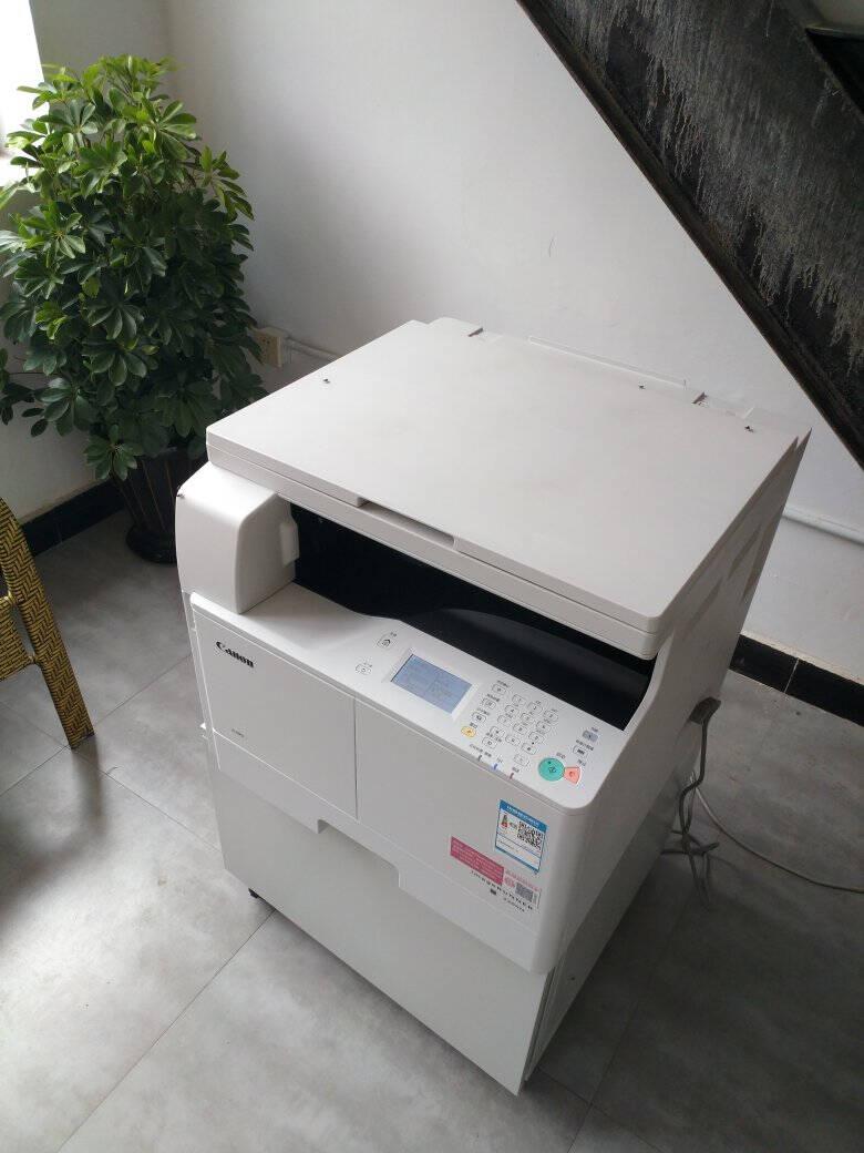 佳能2204n/AD/2206n/2206ad无线A3A4黑白复合机激光复印机扫描打印机一体机升级版2206n官方标配