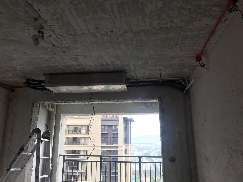 格力(GREE)中央空调3匹冷暖变频一拖一风管机嵌入式空调标配液晶线控包安装6年质保FGR7.2Pd/C1Na