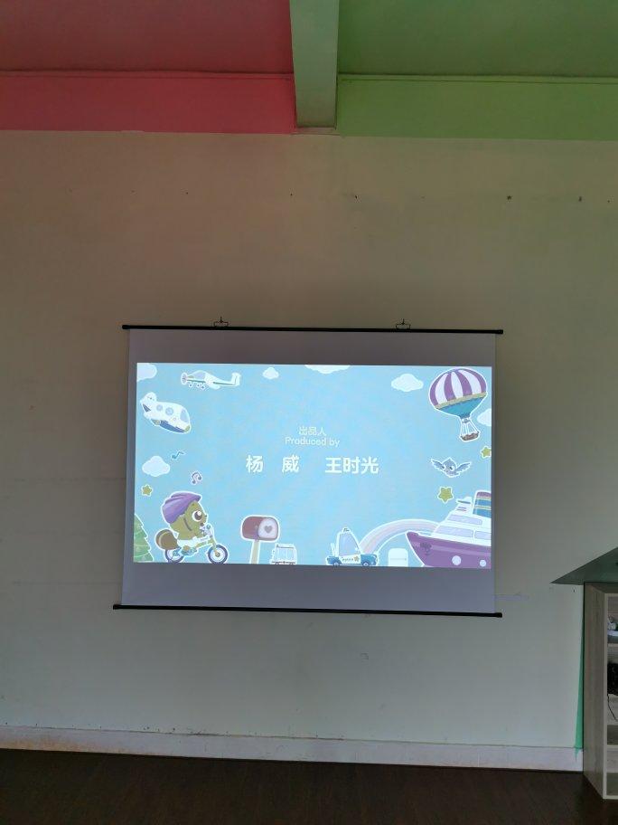 明基E310S智能投影仪,手机直接无线同屏用