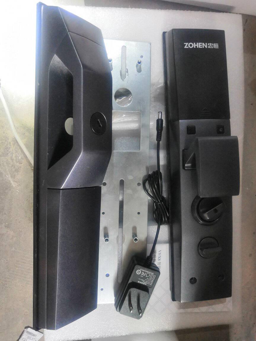 忠恒(ZOHEN)智能指纹锁防盗门甲级安全门隔音门入户C级锁芯单门标准门子母门可定制帕诺兹系列升级机械锁950*2150(开向备注)