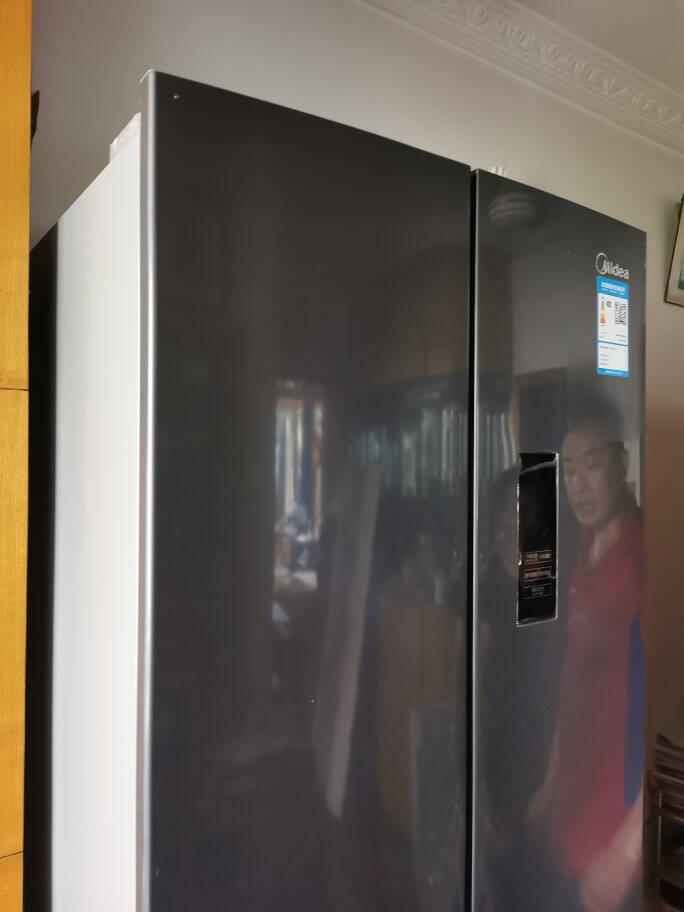 美的(Midea)臻润系列325升变频一级能效法式多门双开门家用电冰箱风冷无霜BCD-325WFPM(E)双循环制冷