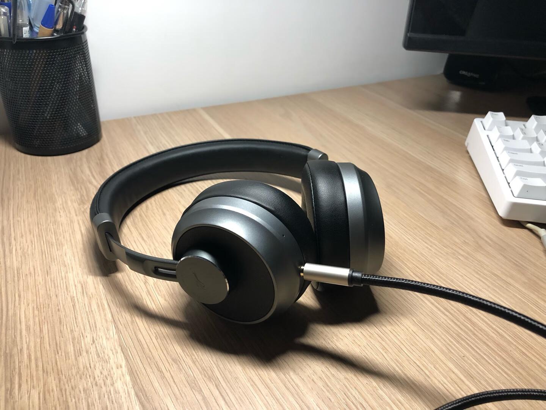惠威AW-65头戴式无线蓝牙耳机,送男朋友音乐游戏礼物
