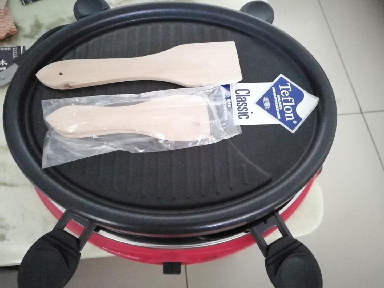 亨博(hengbo)电烧烤炉家用无烟电烤炉韩式不粘电烤盘双层烤肉机HB-515SC-515A