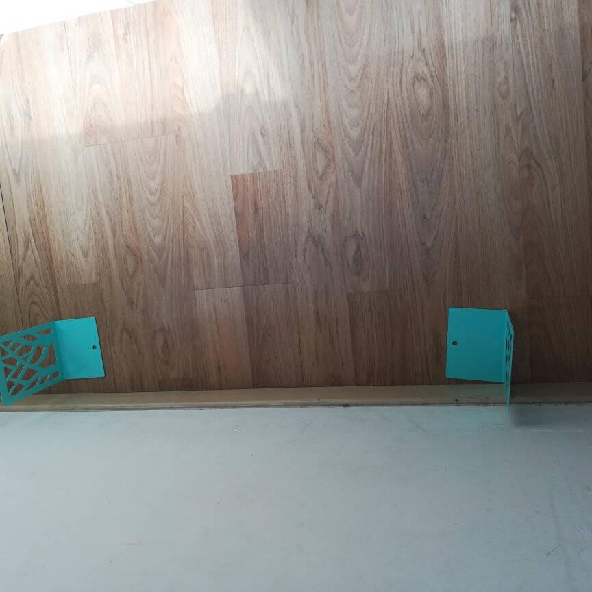 晨光(M&G)睿智系列A4蓝色横式书写板夹加厚硬文件夹垫板单个装ADMN4174