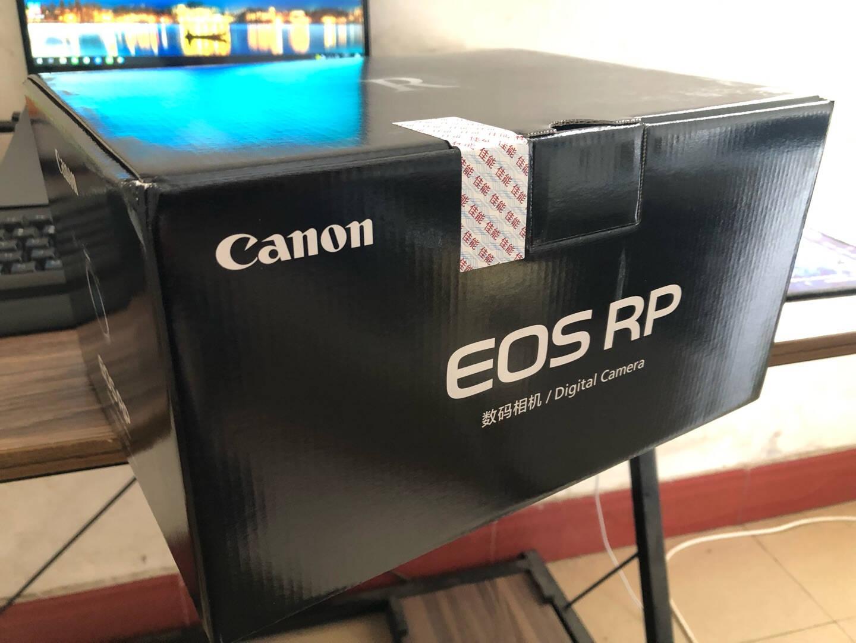 佳能(Canon)EOSRP微单相机数码相机微单机身全画幅专业微单Vlog相机视频拍摄