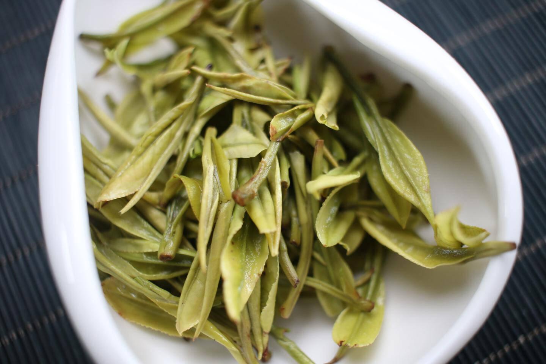 艺福堂茶叶绿茶2020春茶新茶明前特级安吉白茶安吉协会授权品牌100克/罐