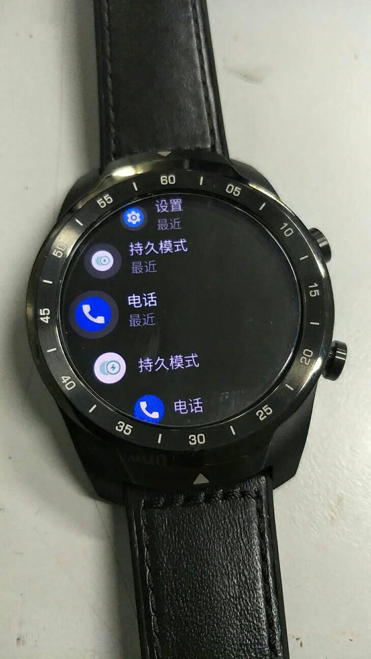 TicWatchProX4G版智能手表独立通话心率血氧防水蓝牙智能心率监测防水
