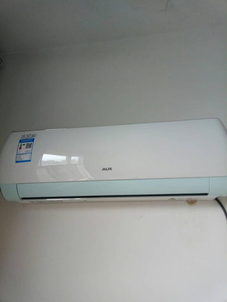 【爆款立减200】奥克斯(AUX)空调大1匹/大1.5匹新能效一级全直流变频快速冷暖壁挂式空调挂机KFR-35GW/BpR3BFW1(B1大1.5匹