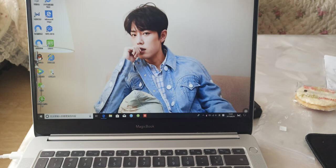 华为荣耀笔记本电脑MagicBookPro16.1英寸轻薄本手提超极本学生商务办公超薄本银丨i5-8265U/8G/512G独显Win版