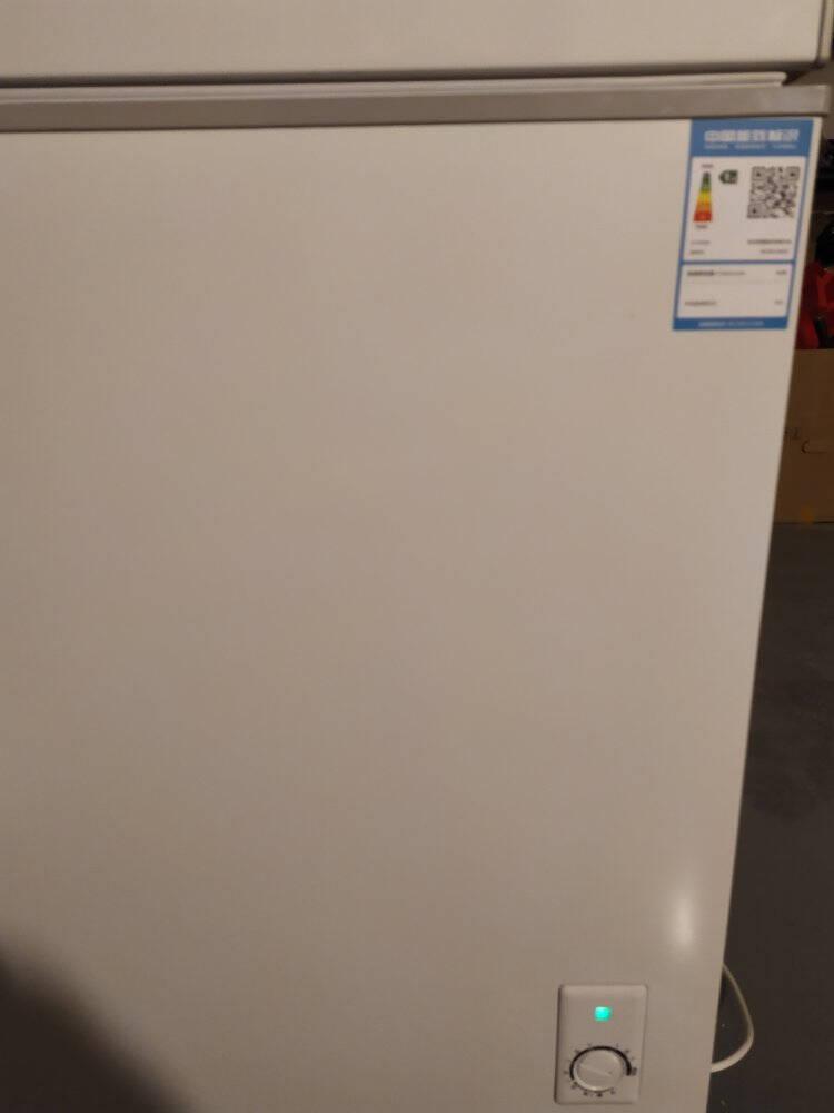 美菱(MELING)300升商用冰柜冷藏冷冻单温转换冷柜一级能效大冷冻卧式变温冰箱BC/BD-300DT