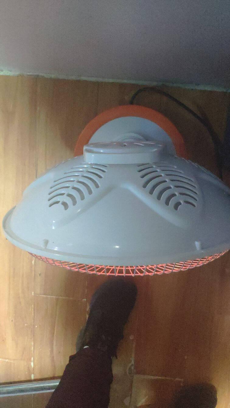长虹(CHANGHONG)取暖器家用/电暖器/台式小太阳电热两档调节速热暗光CDN-RT014(F014)