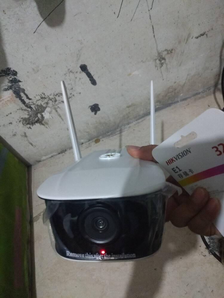 海康威视摄像头监控套装400万白光全彩高清网络摄像机音频录音监控器设备手机远程室外防水12个摄像头带6T硬盘