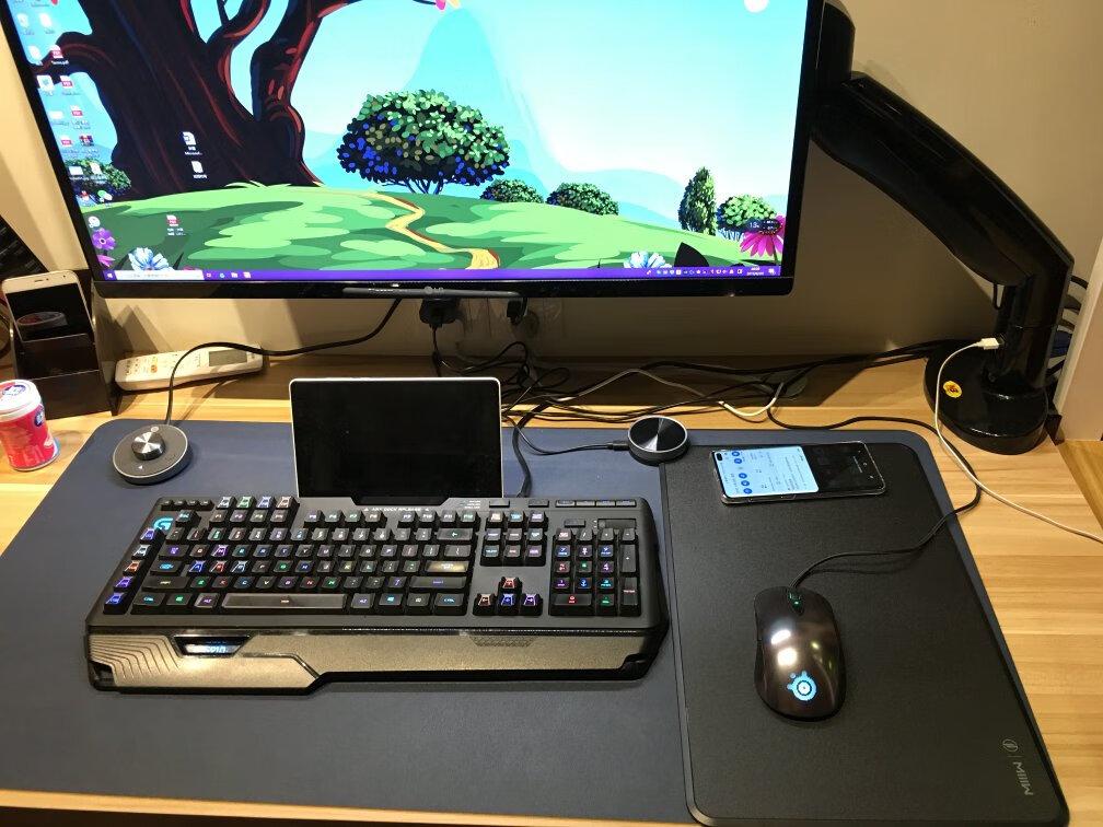 米物智能鼠标垫,送朋友实用游戏办公礼物