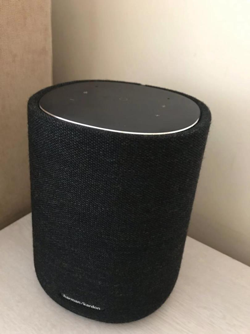 哈曼卡顿无线智能音响,送男朋友低调实用礼物