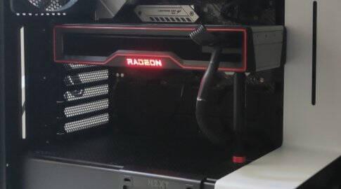 佳翼(JEYI)显卡支撑架台式电脑独立显卡支架千斤顶铝合金材质纳米技术自粘脚垫高低调整iBrace-8