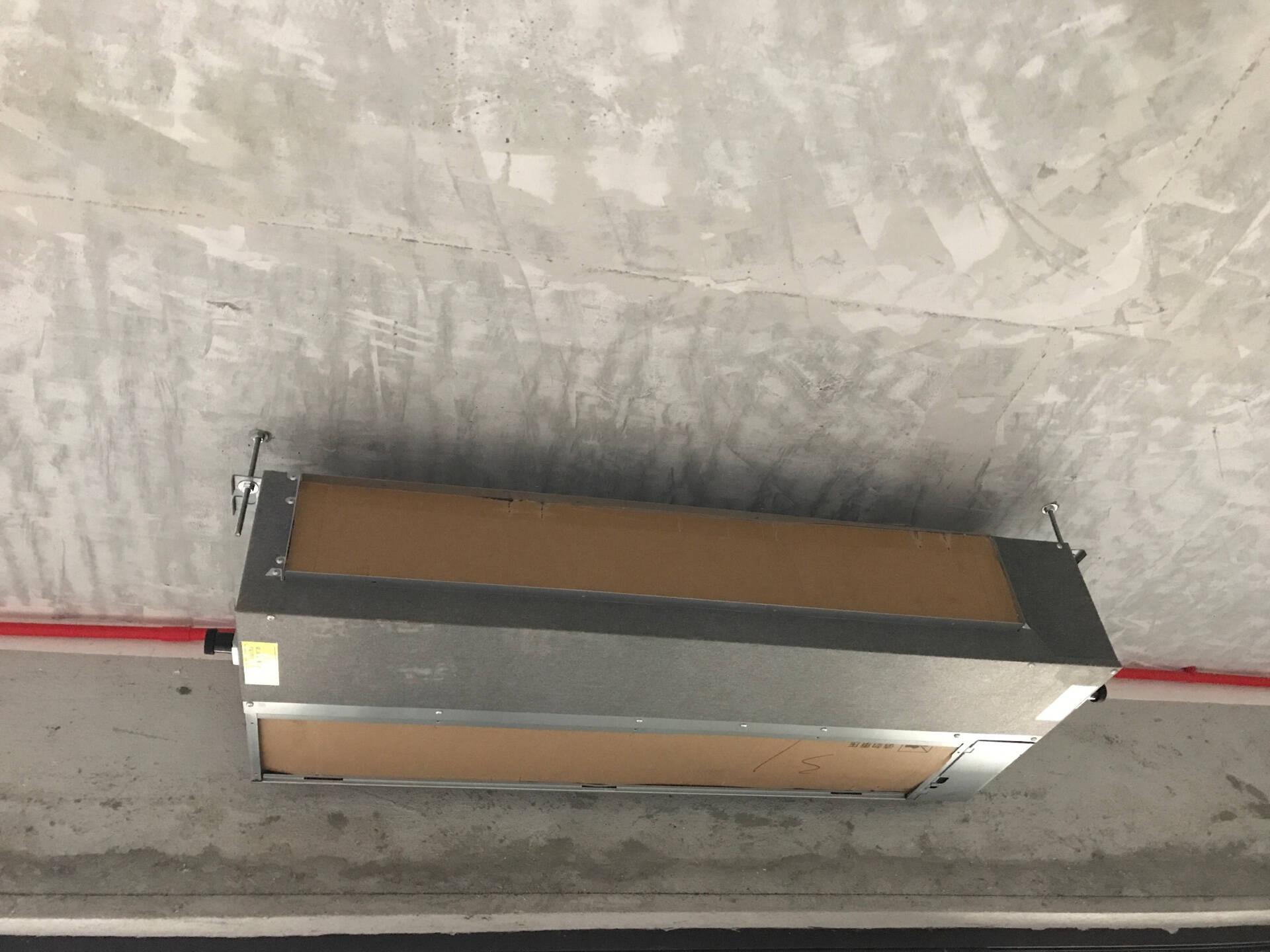 美的(Midea)风管机一拖一2匹家用中央空调全直流变频一级能效2p嵌入式智能变频KFR-51T2W/BP3DN1-TR