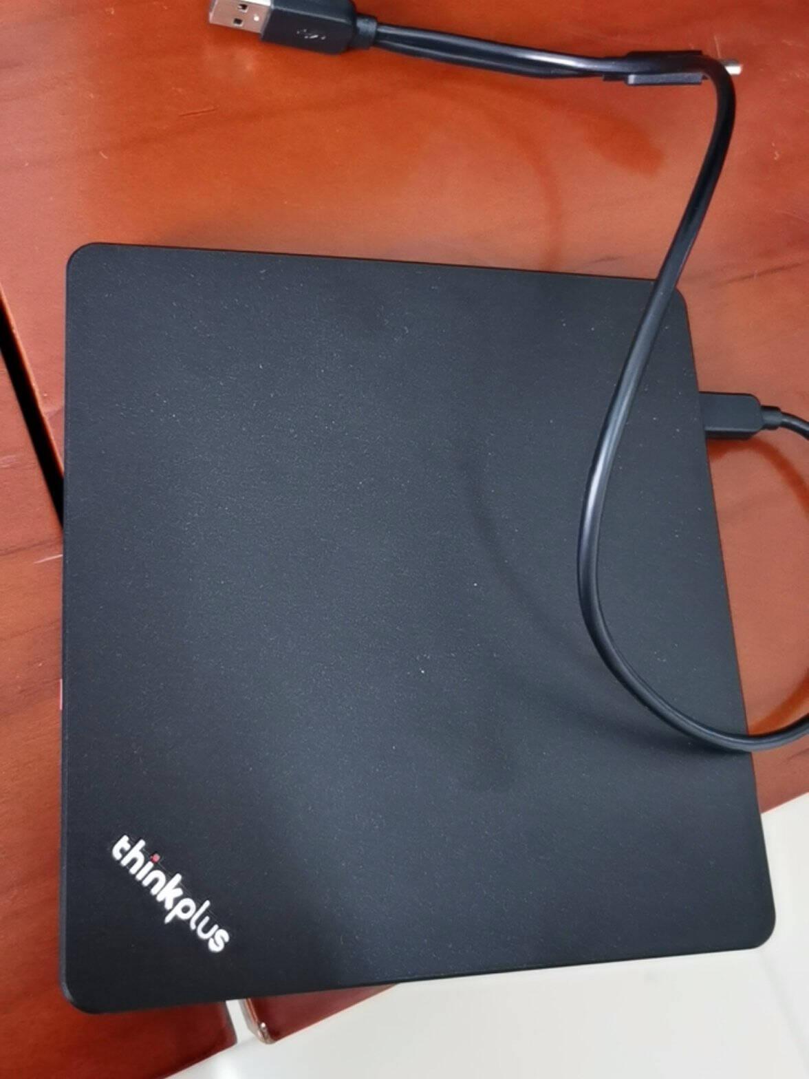 联想ThinkPad光驱笔记本台式机USB/type-c双光驱超薄外置移动光驱DVD刻录机tx800