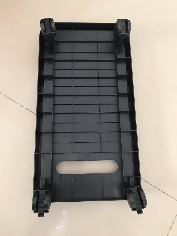 奥睿科(ORICO)光驱位硬盘支架铝合金2.5/3.5英寸硬盘固定架台式机IDE/SATA/SSD硬盘托架银色AC52535