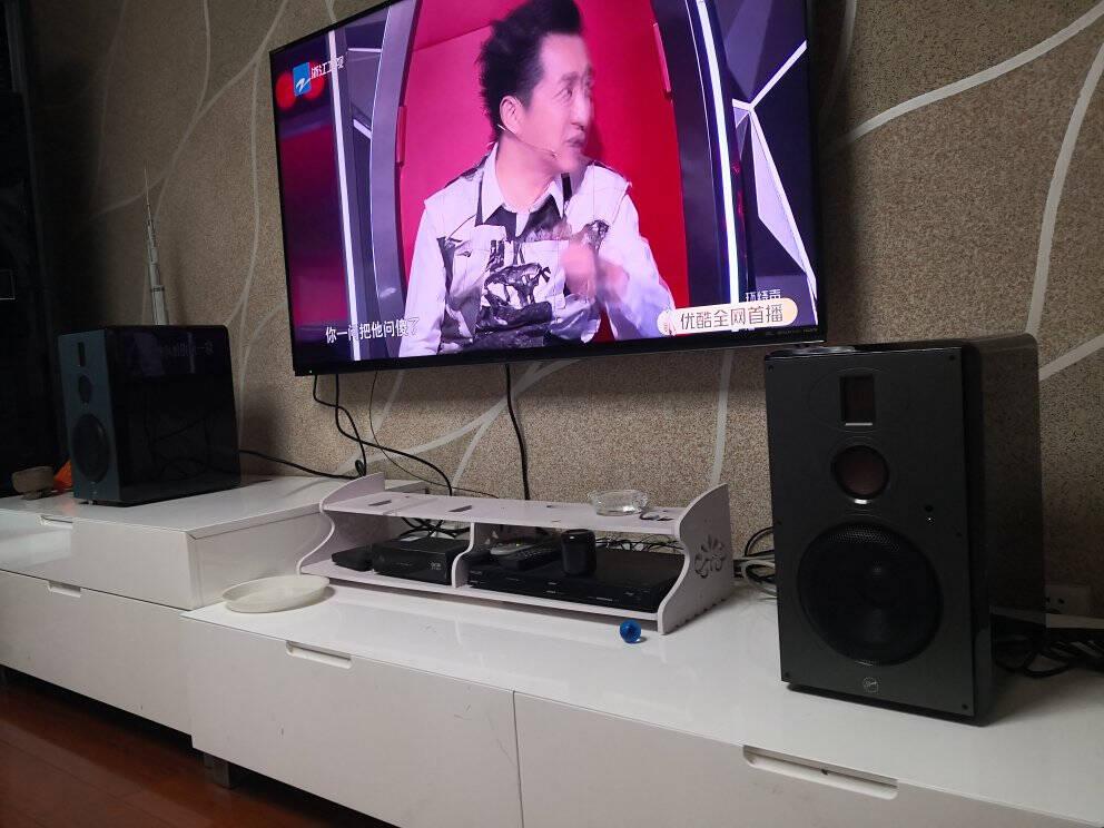 惠威(HiVi)H6家庭影院音响三分频多媒体有源HiFi音箱无线蓝牙立体声客厅音响H6