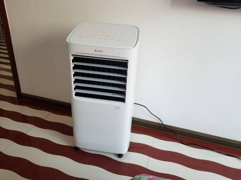 格力(GREE)空调扇冷暖两用冷风扇冷风机家用制冷式风扇水冷移动加冰小空调暖风机取暖器暖气15L冷暖空调扇