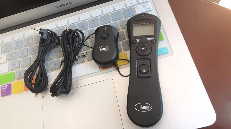 斯丹德7100C定时快门线单反相机摇控器延时摄影防抖适用佳能5D4/3R5R66D800D760D77D80D90D
