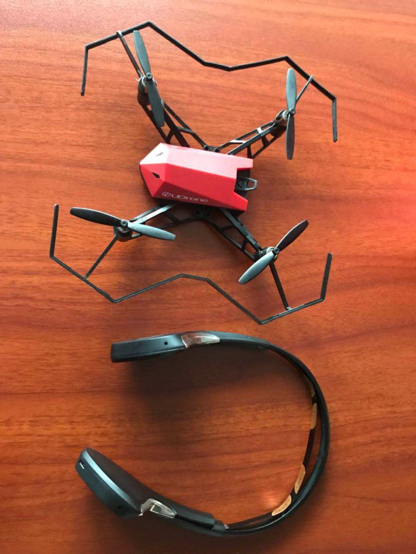 UDrone意念无人机,送孩子益智玩具礼物