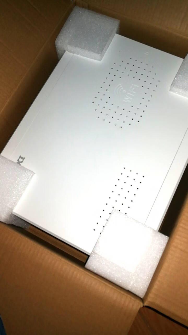 德力西(DELIXI)弱电箱配电箱家用多媒体布线电视电话光纤智能信息箱空箱大尺寸400*300