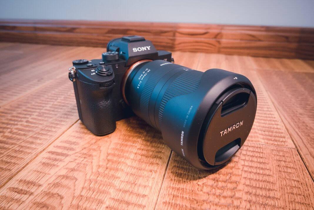 腾龙(Tamron)28-75mmF/2.8DiIIIRXDA036大光圈全画幅索尼E口官方标配索尼E卡口