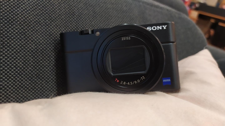 索尼1英寸大底数码相机,送女朋友真实美感大片礼物