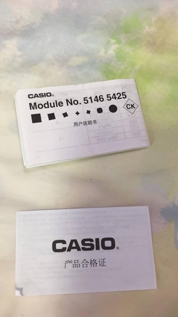 卡西欧(CASIO)手表G-SHOCKYOUTH系列男士防震运动手表自动LED照明石英表学生手表GA-120-1A