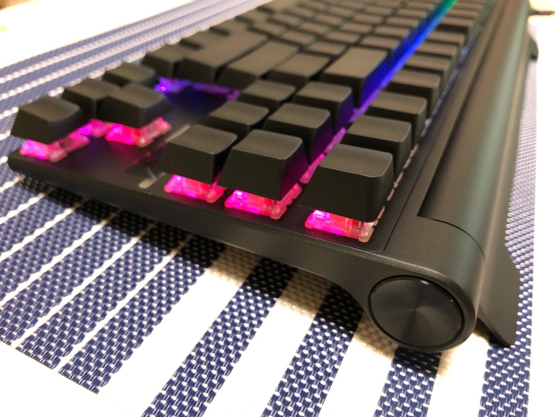 樱桃87键RGB背光机械键盘,送老公高档数码礼物