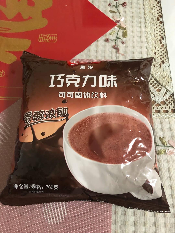 雀巢咖啡(Nescafe)雀巢可可粉饮料700g原味速溶三合一冲饮coco粉烘焙可可粉脏脏包原料