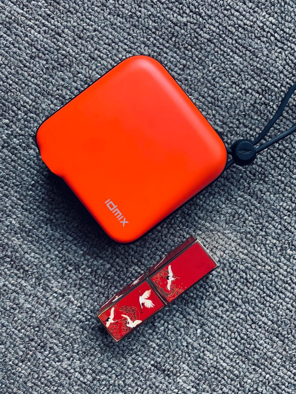 大麦四合一充电宝,送女朋友超级实用的礼物
