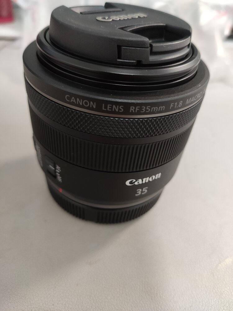 佳能(Canon)RF50mmF1.8STM大光圈标准定焦镜头微单镜头
