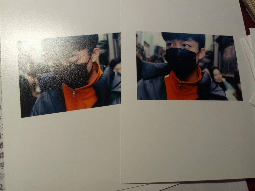 世纪开元洗照片LOMO拍立得效果相片冲印晒手机照片富士金冠光面3英寸30张