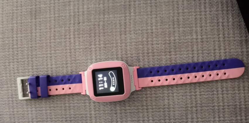 小天才儿童电话手表Y06防水GPS定位智能手表移动2G学生儿童手表手机男女孩海蓝