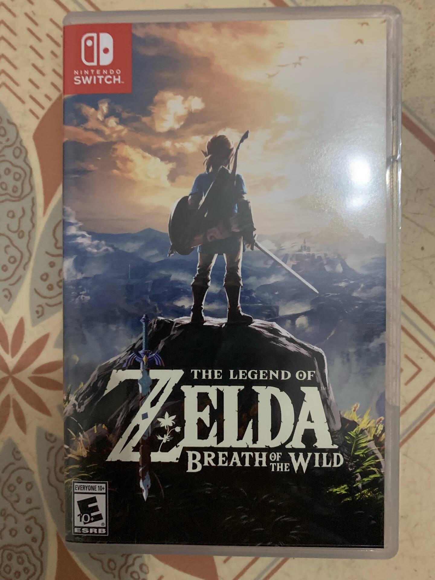 任天堂(Nintendo)Switch游戏卡带NS健身环大冒险塞尔达舞力全开马里奥派对怪物猎人崛起火焰纹章之风花雪月中文